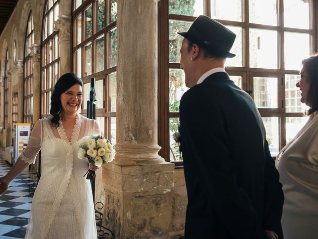 La boda de Dani y Andrea en Cuenca, Cuenca 12