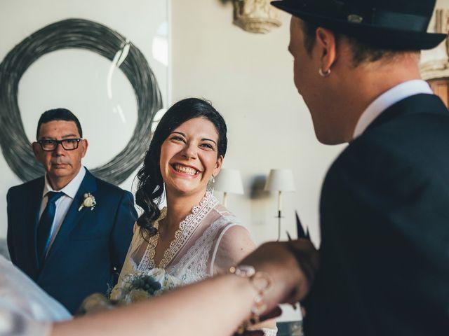 La boda de Dani y Andrea en Cuenca, Cuenca 13