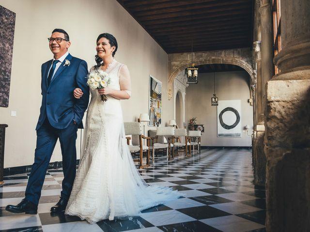 La boda de Dani y Andrea en Cuenca, Cuenca 1