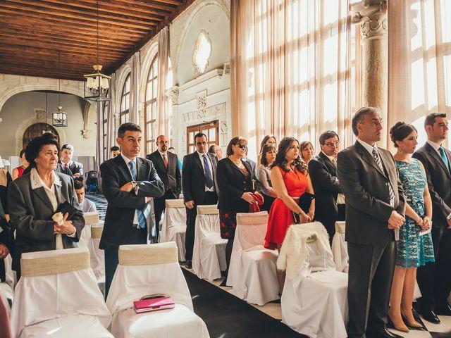 La boda de Dani y Andrea en Cuenca, Cuenca 14