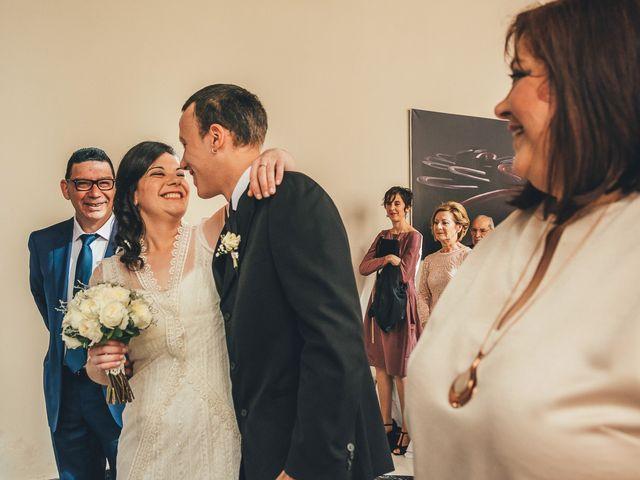 La boda de Dani y Andrea en Cuenca, Cuenca 16