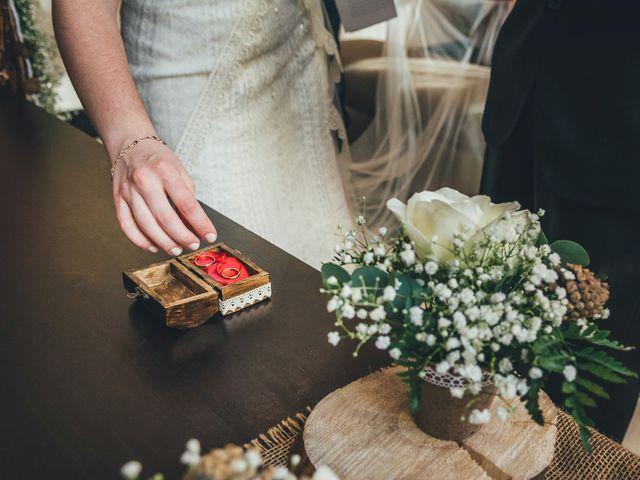 La boda de Dani y Andrea en Cuenca, Cuenca 17