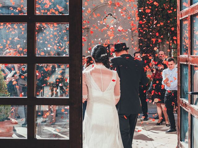 La boda de Dani y Andrea en Cuenca, Cuenca 18