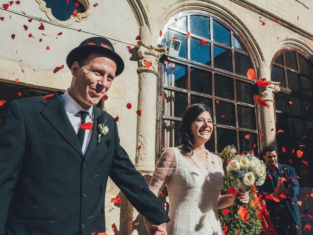 La boda de Dani y Andrea en Cuenca, Cuenca 19
