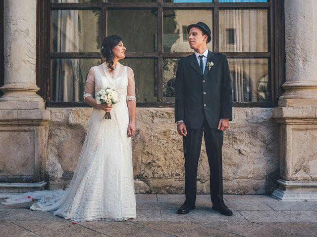 La boda de Dani y Andrea en Cuenca, Cuenca 20