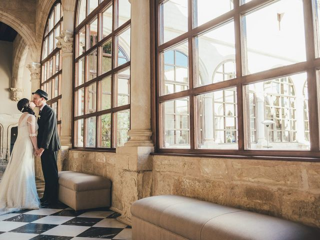 La boda de Dani y Andrea en Cuenca, Cuenca 22