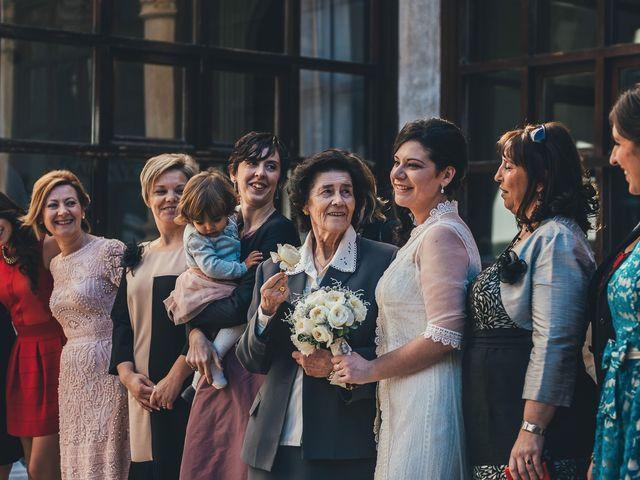 La boda de Dani y Andrea en Cuenca, Cuenca 23