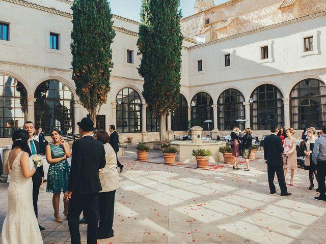 La boda de Dani y Andrea en Cuenca, Cuenca 24