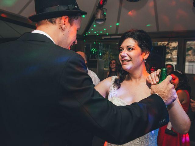 La boda de Dani y Andrea en Cuenca, Cuenca 33