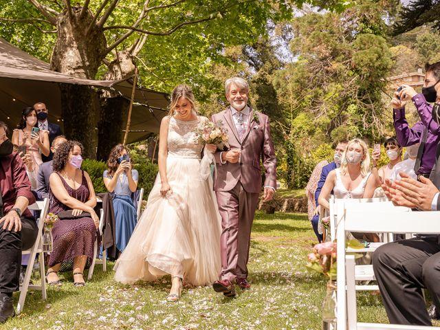 La boda de Denis y Alba en Arbucies, Girona 32