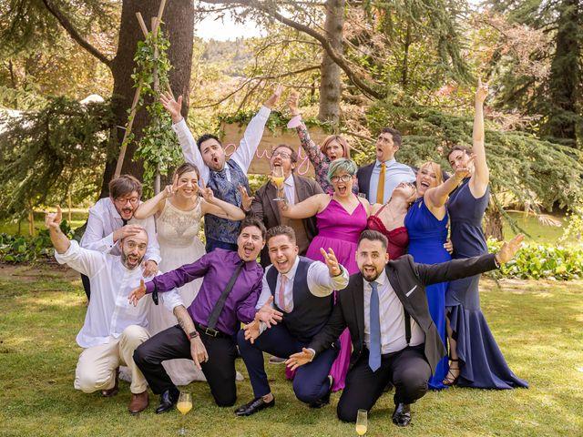 La boda de Denis y Alba en Arbucies, Girona 37