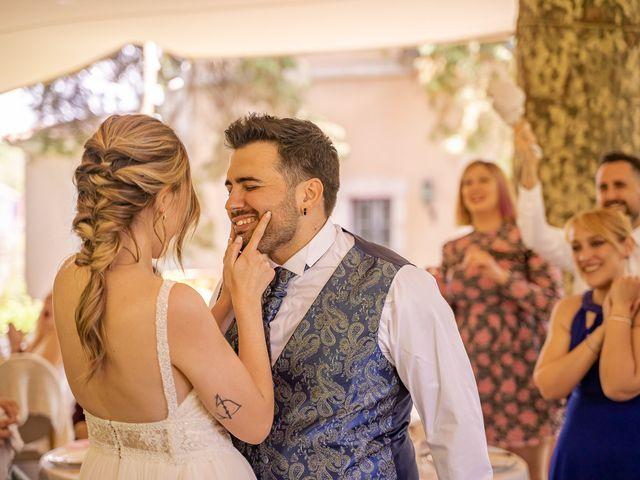 La boda de Denis y Alba en Arbucies, Girona 40