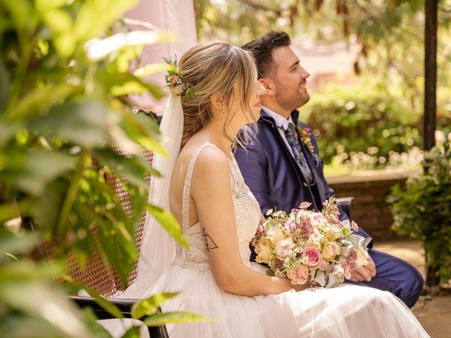 La boda de Denis y Alba en Arbucies, Girona 48