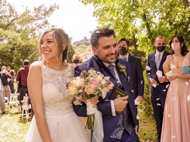 La boda de Denis y Alba en Arbucies, Girona 50