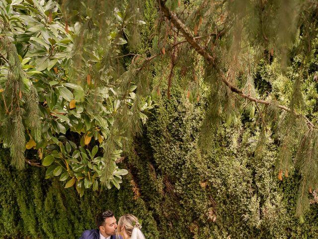 La boda de Denis y Alba en Arbucies, Girona 53