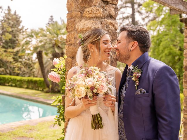 La boda de Alba y Denis