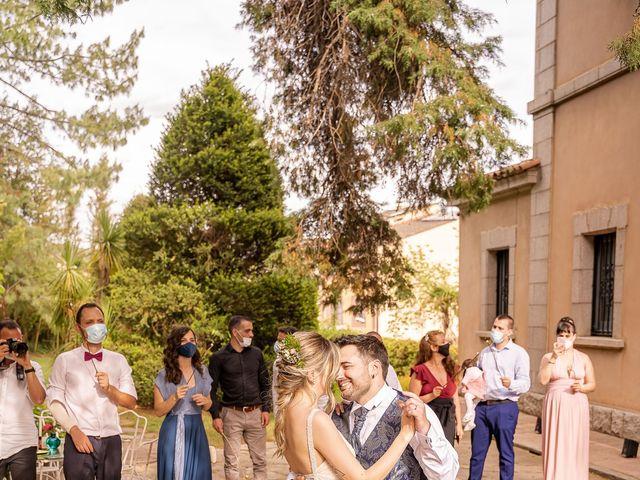 La boda de Denis y Alba en Arbucies, Girona 59