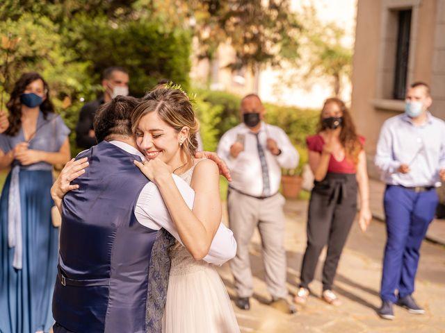 La boda de Denis y Alba en Arbucies, Girona 60
