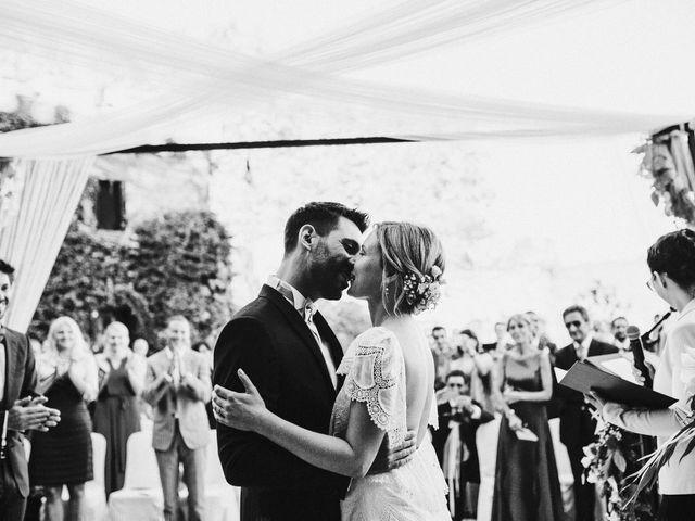 La boda de Kinga y Carles