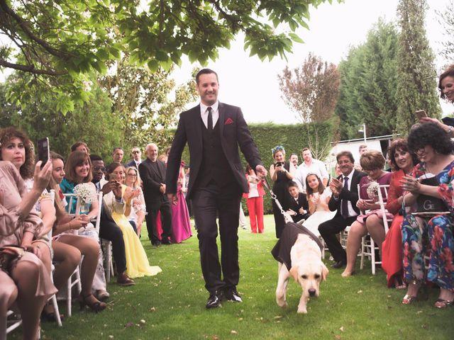 La boda de Miguel y Marta en Ponferrada, León 28