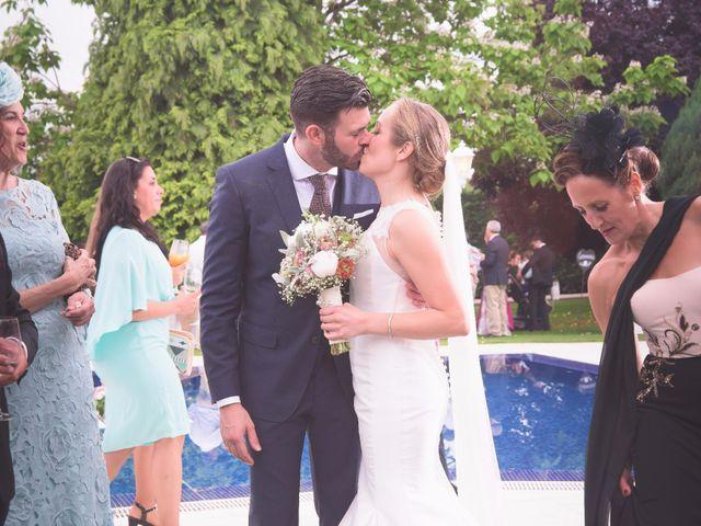 La boda de Miguel y Marta en Ponferrada, León 37