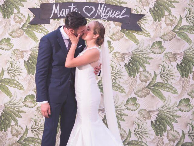 La boda de Miguel y Marta en Ponferrada, León 44
