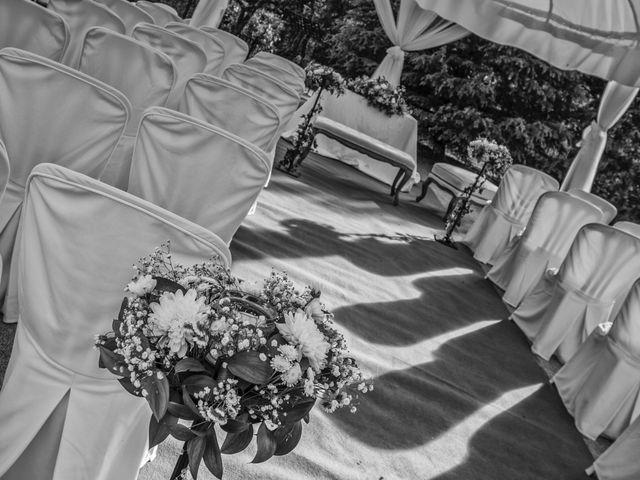 La boda de Diego y Ana en Torrelodones, Madrid 2