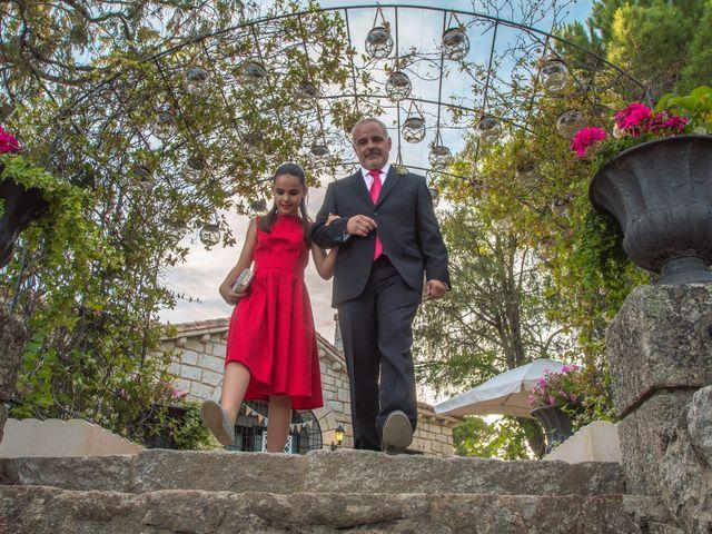 La boda de Diego y Ana en Torrelodones, Madrid 9