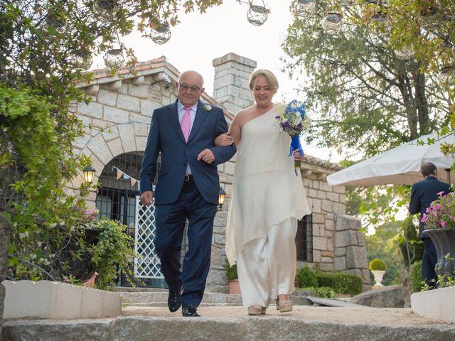 La boda de Diego y Ana en Torrelodones, Madrid 10