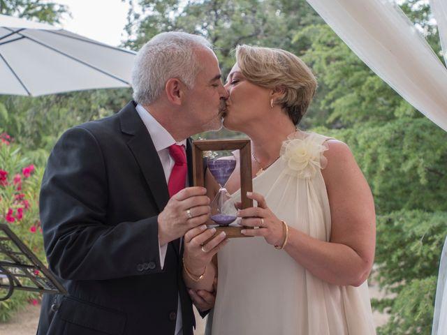 La boda de Diego y Ana en Torrelodones, Madrid 20