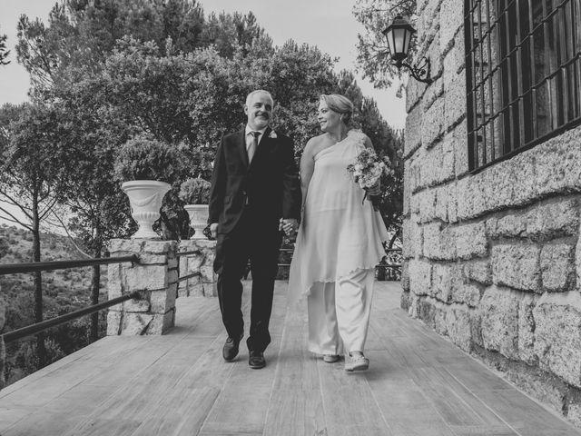 La boda de Diego y Ana en Torrelodones, Madrid 22