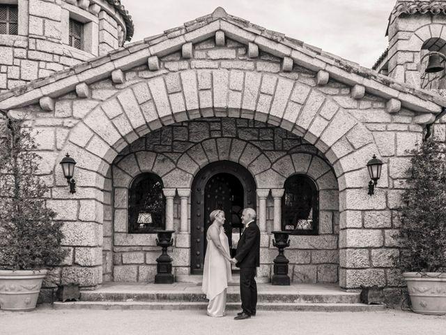 La boda de Diego y Ana en Torrelodones, Madrid 27