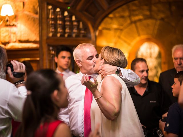 La boda de Diego y Ana en Torrelodones, Madrid 38