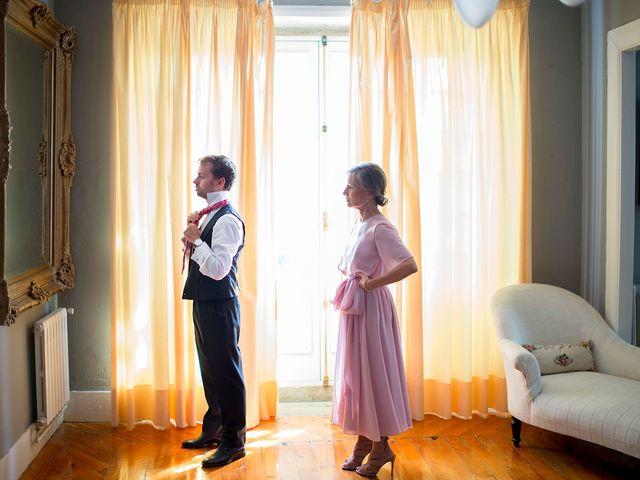 La boda de Pablo y Tatiana  en Noia, A Coruña 20