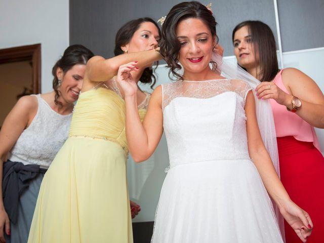 La boda de Pablo y Tatiana  en Noia, A Coruña 30