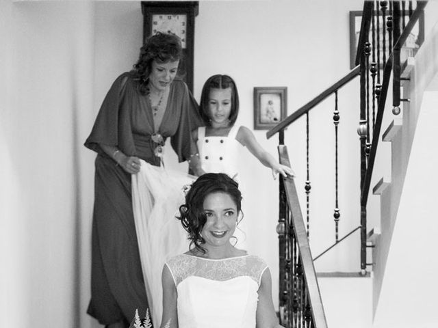 La boda de Pablo y Tatiana  en Noia, A Coruña 32