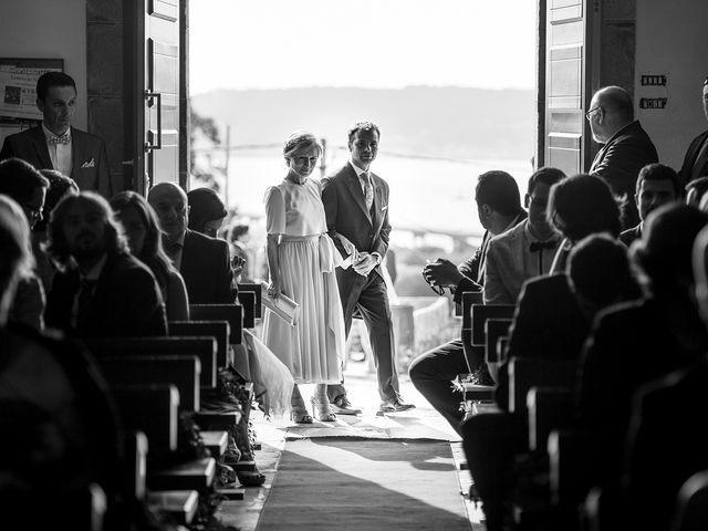 La boda de Pablo y Tatiana  en Noia, A Coruña 36