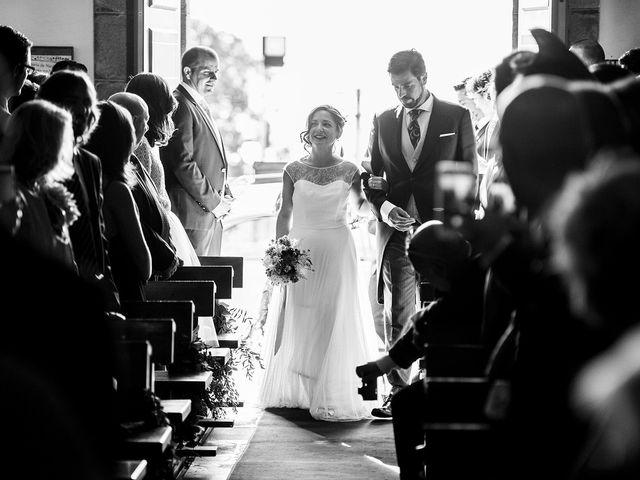 La boda de Pablo y Tatiana  en Noia, A Coruña 38