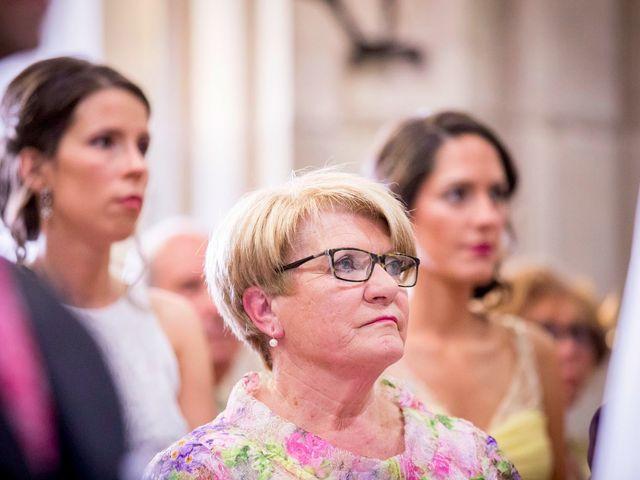 La boda de Pablo y Tatiana  en Noia, A Coruña 44