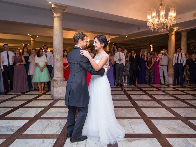 La boda de Pablo y Tatiana  en Noia, A Coruña 86