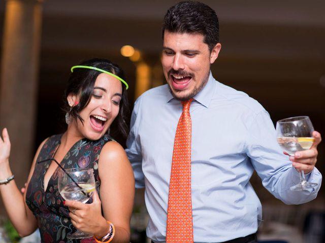 La boda de Pablo y Tatiana  en Noia, A Coruña 105