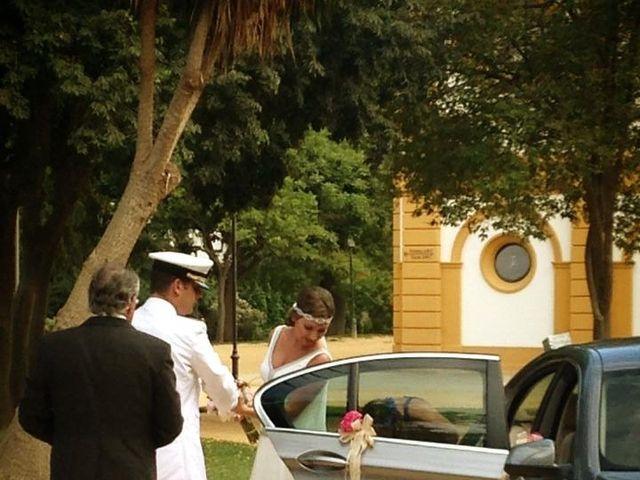 La boda de Greta y Valter en Jerez De La Frontera, Cádiz 6
