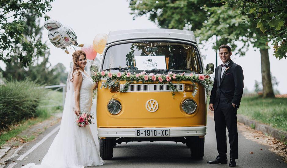 La boda de Andrés y Patricia en Gijón, Asturias