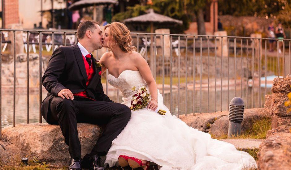 La boda de Carlos y Cristina en La Alberca, Salamanca