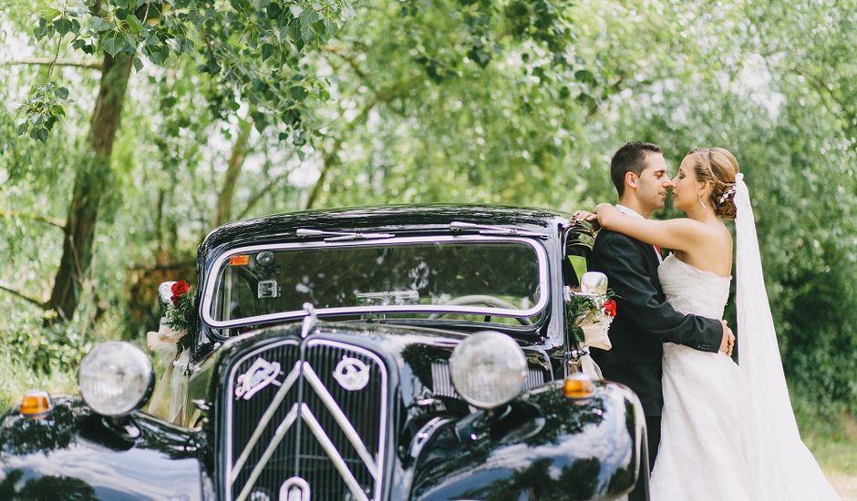 La boda de Ricardo y Leticia en Miranda De Ebro, Burgos