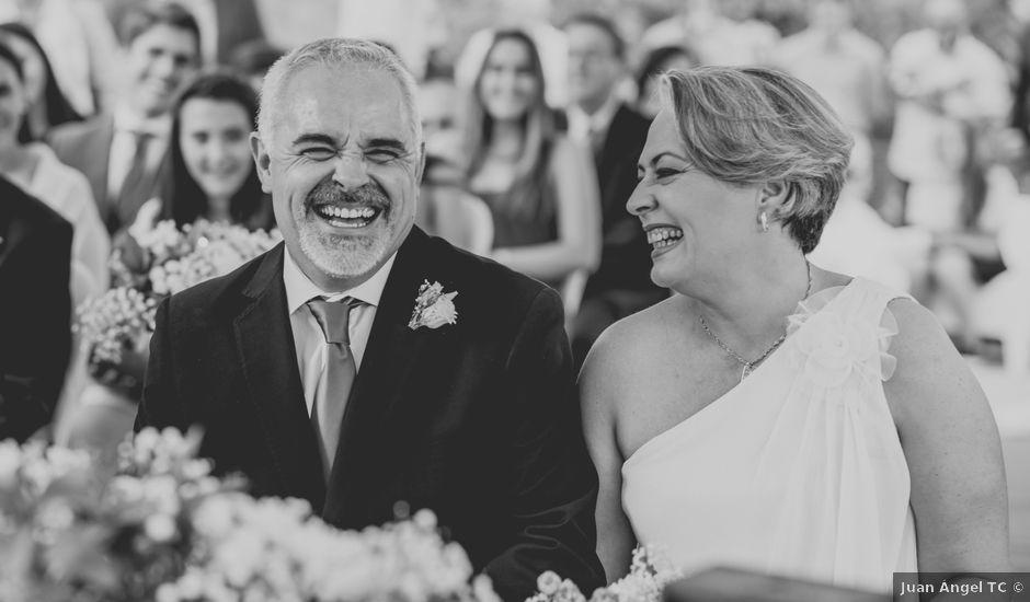 La boda de Diego y Ana en Torrelodones, Madrid
