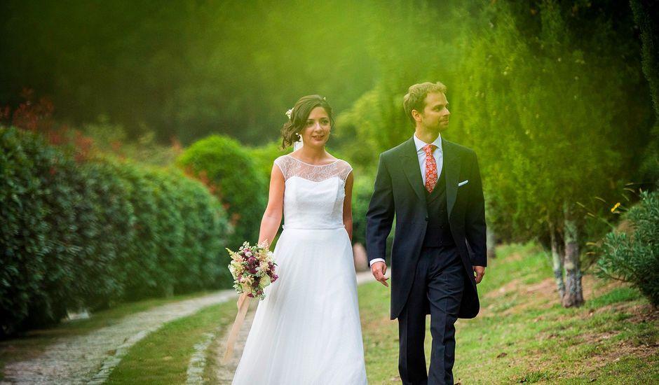 La boda de Pablo y Tatiana  en Noia, A Coruña