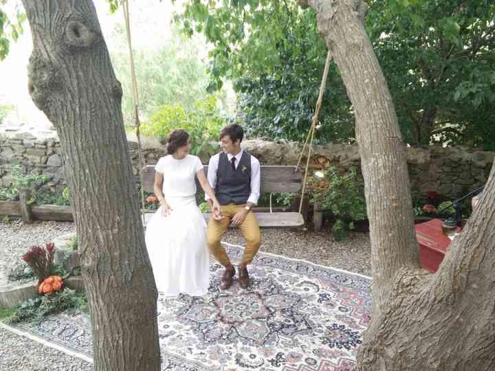 La boda de Núria y Jordi