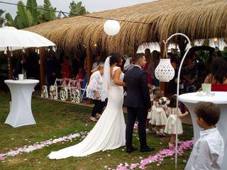 La boda de Yaiza y Daniel