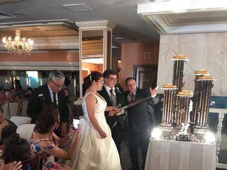 La boda de Sergio   y Zaida  3